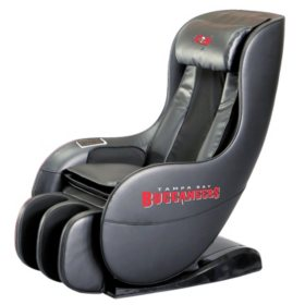 NFL 2D Zero Gravity XL Gaming Massage Chair, Assorted Teams