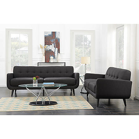 Hailey Loveseat, Assorted Colors