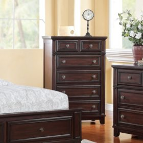 Bedroom Storage & Chests of Drawers - Sam\'s Club