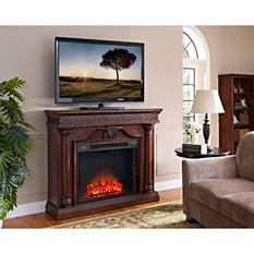 Oliver Electric Fireplace