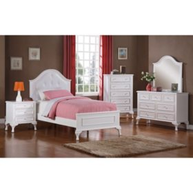 Jenna Bedroom Set (Assorted Sizes)