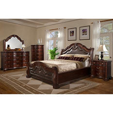 Tomlyn Sleigh Bed (Assorted Sizes)