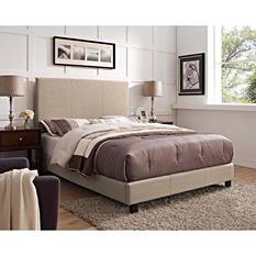 Jana Queen Bed (Assorted Colors)