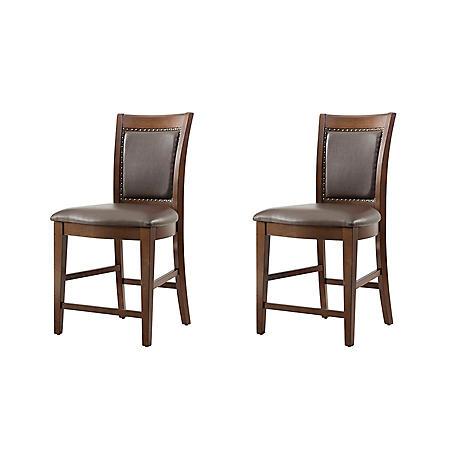 Pruitt Counter Side Chair Set