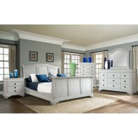 Conley Sleigh Bed 5-Pc. Bedroom Set