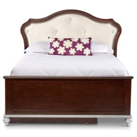 Alli Bed with Trundle (Assorted)