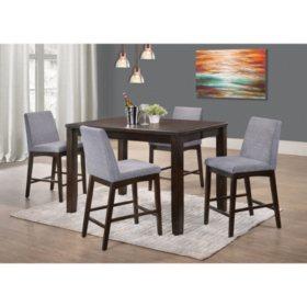 Pyke Dining Table - Espresso