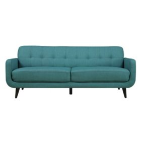 Prime Hailey 3 Piece Sofa Set Teal Sams Club Inzonedesignstudio Interior Chair Design Inzonedesignstudiocom