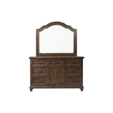 Missandrei Dresser and Mirror