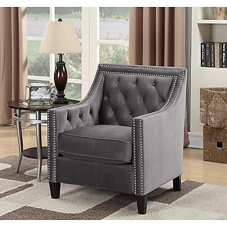 Teagan Accent Chair (Assorted Colors)