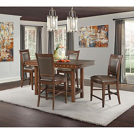 Pruitt Counter Dining Set (Assorted Options)