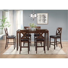 Alexa 7-Piece Dining Set