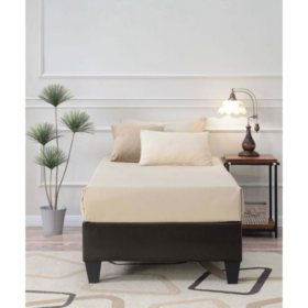 Abby Platform Bed (Assorted Options)