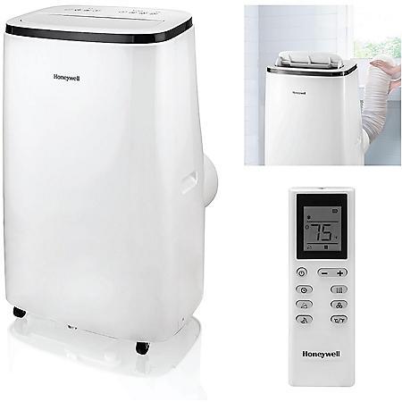 Honeywell 14,000 BTU Portable Air Conditioner with Dehumidifier & Fan