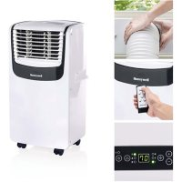 Honeywell 8,000 BTU Portable Air Conditioner - White/Black