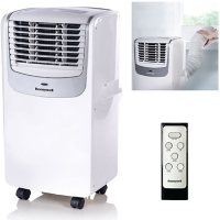 Honeywell 8,000 BTU Portable Air Conditioner - White/Silver