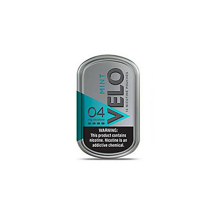 Velo 4mg Nicotine Pouches Mint (5 ct.)