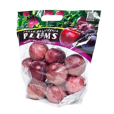 Plums (3.5 lbs.)