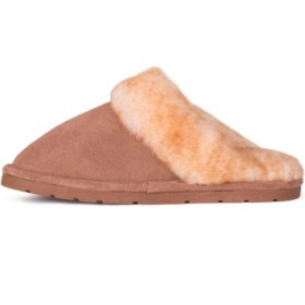 Ladies' Sheepskin Slippers