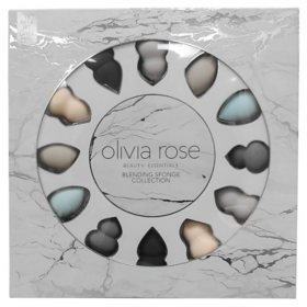 Olivia Rose 12-Piece Blending Sponge Collection