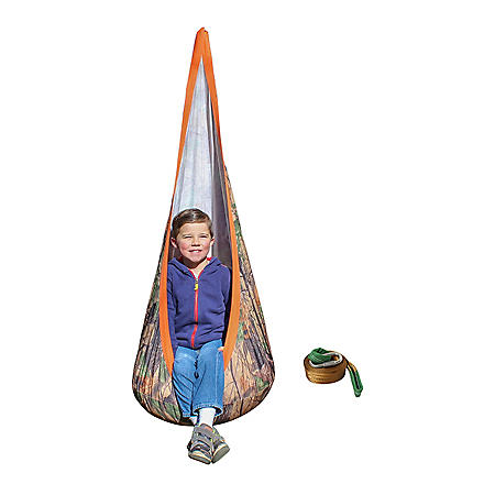 Woodland Hanging Chair with Sky Tree Hanger (Assorted Size)