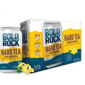 Bold Rock Hard Tea Original (12 fl. oz. can, 12 pk.)