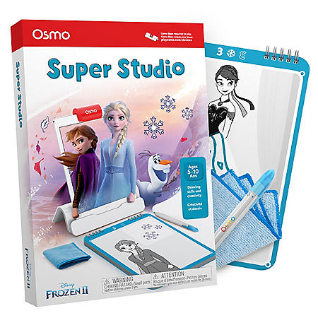 Osmo Super Studio Disney Frozen 2 Game, Drawing, Ages 5-11