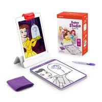 Osmo Super Studio Disney Princess Starter Kit for iPad, Draw