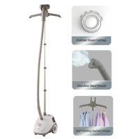 SALAV GS24-BJ Garment Steamer with Stainless-Steel Steam Nozzle Deals