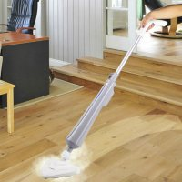 True & Tidy STM-300 Multi-Surface Steam Mop 1300 Watt Deals