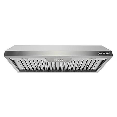 NXR 48-in. Professional Stainless-Steel Under Cabinet Range Hood