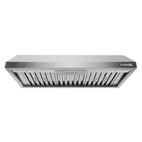 NXR 48-in. Professional Stainless-Steel Under Cabinet Range Hood