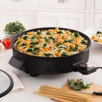 """Dash 14"""" Nonstick Electric Family Size Skillet (Assorted Colors)"""