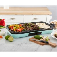 Dash Everyday Nonstick Electric Griddle (Assorted Colors)