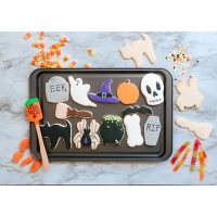 Trick or Treat Deluxe Cookie Decorating Set