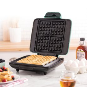 Dash No-Mess Waffle Maker (Assorted Colors)