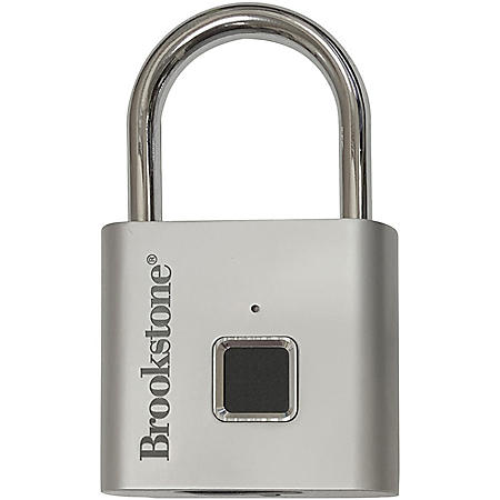 Brookstone Fingerprint Lock