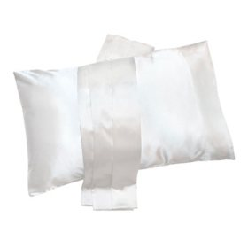 SHINE by NIGHT Better Hair In Your Sleep Satin Beauty Pillowcase (2 pk.)