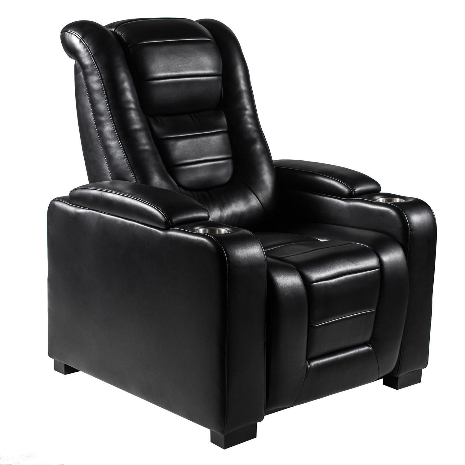 Park Hill Myles Power Theater Recliner with Adjustable Headrest