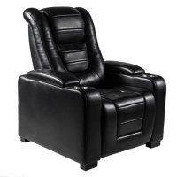Deals on Myles Power Theater Recliner with Adjustable Headrest