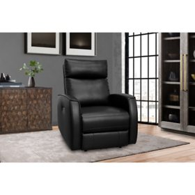 Porter Power Recliner with Power Adjustable Headrest, Assorted Colors