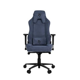 Vernazza Soft Fabric Gaming Chair, Assorted Colors