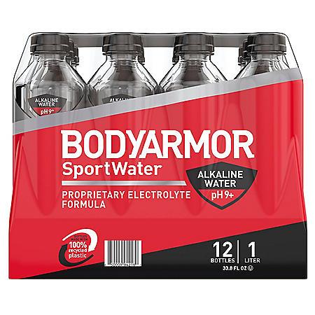 Bodyarmor SportWater Alkaline Water  (12 pk.)