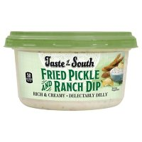 Taste Of The South Fried Pickles & Buttermilk Ranch Dip (24 oz.)
