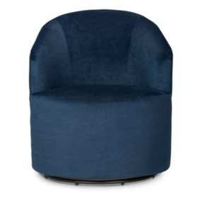 Ivy Swivel Chair, Various Colors
