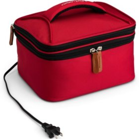 HotLogic Mini Portable Food Warmer Lunch Box (Assorted Colors)