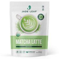 Jade Leaf Matcha Organic Japanese Matcha Latte Mix, Powdered Tea (16 oz.)