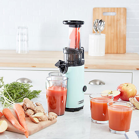 Dash Compact Cold Press Juicer (Assorted Colors)