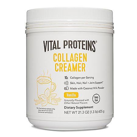 Vital Proteins Collagen Creamer, Vanilla (20 oz.)