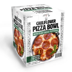 Tattooed Chef Cauliflower Pizza Bowl, Frozen (40 oz.)